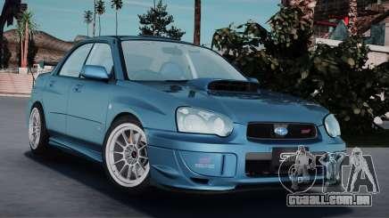Subaru Impreza WRX STI Spec-C Type-RA 2004 para GTA San Andreas