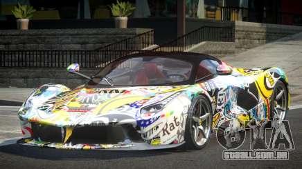 Ferrari F150 L6 para GTA 4