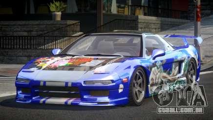 Honda NSX BS L1 para GTA 4