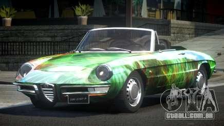 Alfa Romeo Spider 60S L8 para GTA 4