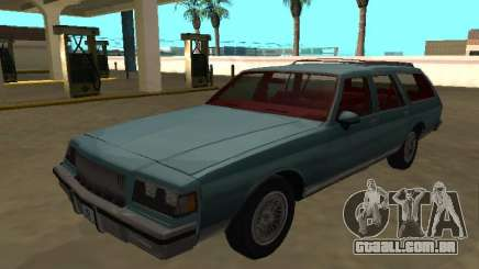 Buick LeSabre Station Wagon 1988 para GTA San Andreas