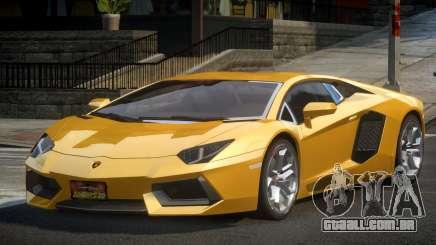 Lamborghini Aventador GS V1.1 para GTA 4
