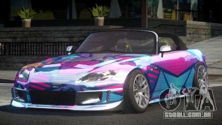 Honda S2000 GS Racing L8 para GTA 4