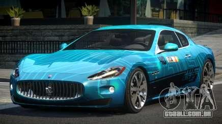 Maserati GranTurismo GS L2 para GTA 4