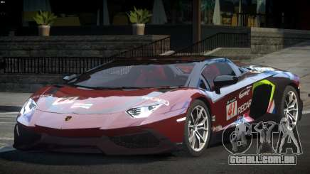 Lamborghini Aventador GS L3 para GTA 4