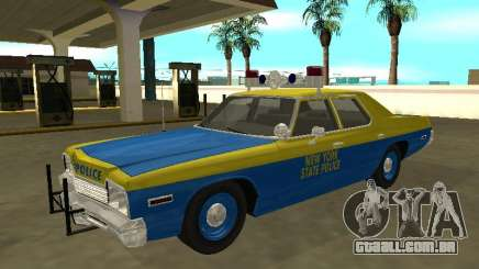 Dodge Monaco 1974 New York State Police para GTA San Andreas