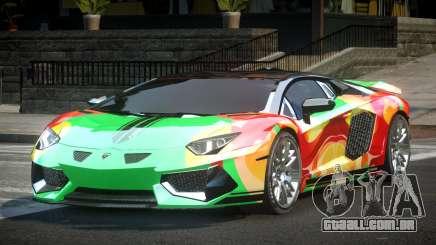Lamborghini Aventador BS-T L2 para GTA 4