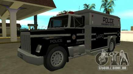 Enforcer HQ do GTA 3 Los Angeles Police Dept para GTA San Andreas