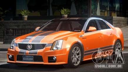 2011 Cadillac CTS-V L4 para GTA 4