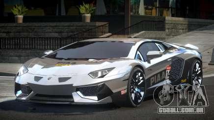 Lamborghini Aventador BS-T L3 para GTA 4