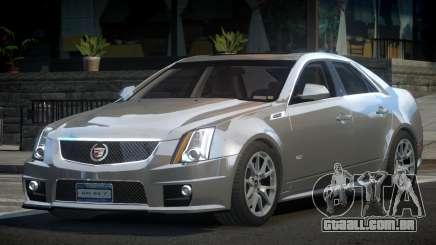 2011 Cadillac CTS-V para GTA 4
