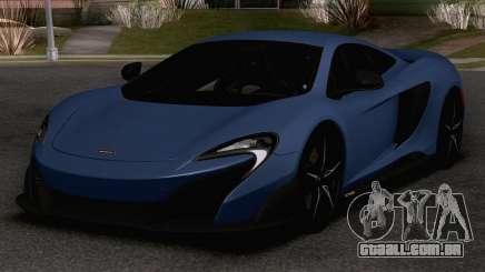 2020 McLaren 675LT para GTA San Andreas