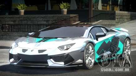 Lamborghini Aventador BS-T L10 para GTA 4