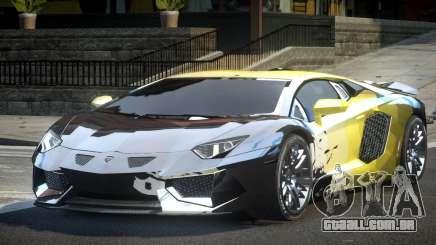 Lamborghini Aventador BS-T L7 para GTA 4