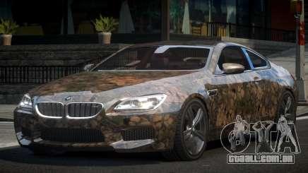 BMW M6 F13 GS PJ9 para GTA 4