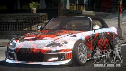 Honda S2000 GS Racing L2 para GTA 4