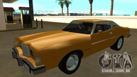 Mercury Cougar 1976 para GTA San Andreas