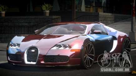 Bugatti Veyron G-Style para GTA 4
