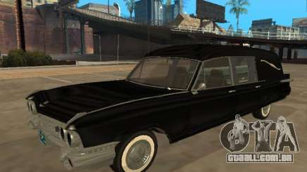 Cadillac Miller-Meteor 1959 hearse para GTA San Andreas