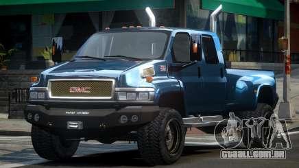 GMC C4500 TR para GTA 4