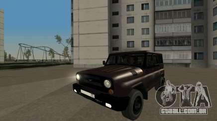UAS Hunter 77RUS para GTA San Andreas
