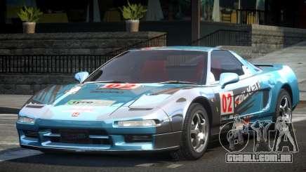Honda NSX 90S L7 para GTA 4