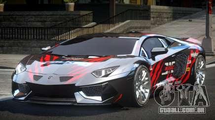 Lamborghini Aventador BS-T L5 para GTA 4