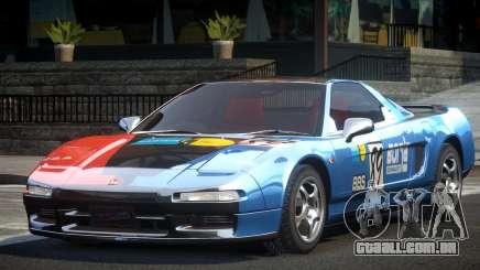 Honda NSX 90S L5 para GTA 4