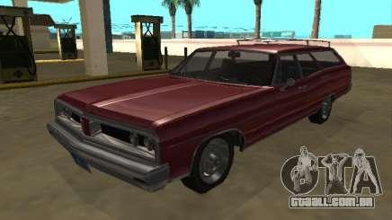 Regina Dundrealy My Version para GTA San Andreas