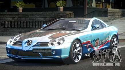 Mercedes-Benz SLR R-Tuning L1 para GTA 4