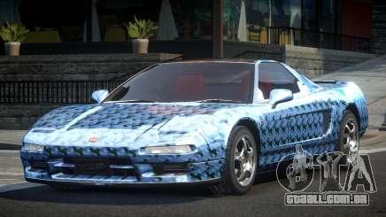 Honda NSX 90S L6 para GTA 4