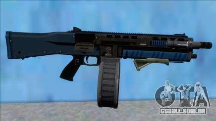 GTA V Vom Feuer Assault Shotgun LSPD V5 para GTA San Andreas