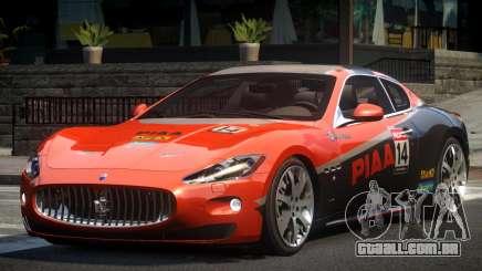 Maserati GranTurismo GS L5 para GTA 4