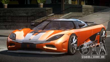 Koenigsegg Agera PSI L5 para GTA 4