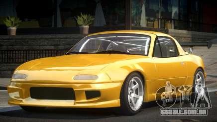 1990 Mazda MX-5 para GTA 4