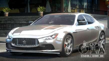 Maserati Ghibli SN para GTA 4