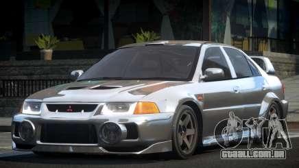 Mitsubishi Lancer SP VI para GTA 4