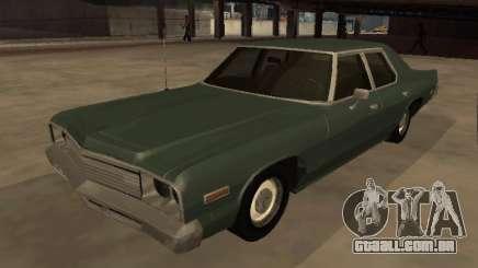 Plymouth Fury 1974 para GTA San Andreas