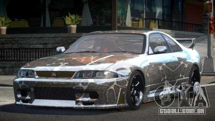 Nissan Skyline R33 BS L10 para GTA 4