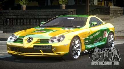 Mercedes-Benz SLR R-Tuning L3 para GTA 4