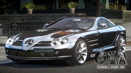 Mercedes-Benz SLR R-Tuning para GTA 4