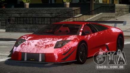 Lamborghini Murcielago PSI GT para GTA 4