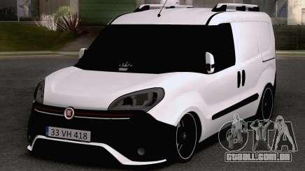 Fiat Doblo 2019 PanelVan para GTA San Andreas