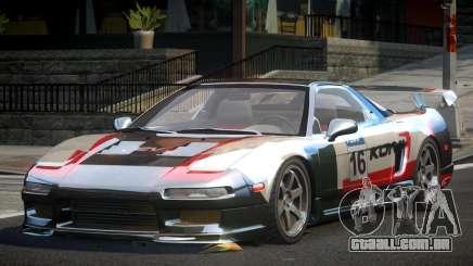 Honda NSX BS L3 para GTA 4