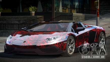 Lamborghini Aventador GS L2 para GTA 4