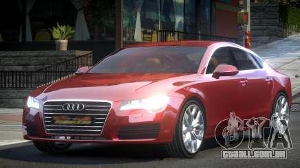 Audi A7 L-Tuned para GTA 4