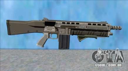 GTA V Vom Feuer Assault Shotgun Platinum V10 para GTA San Andreas