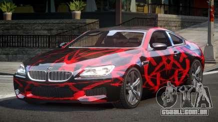 BMW M6 F13 GS PJ5 para GTA 4