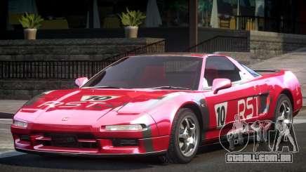 Honda NSX 90S L3 para GTA 4