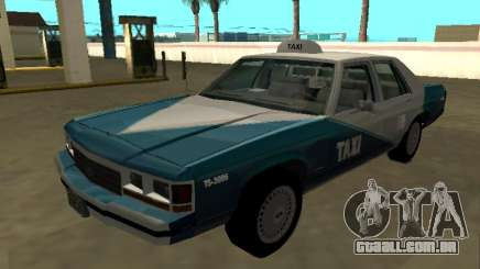 Ford LTD Crown Victoria 1991 Cab.Co California para GTA San Andreas